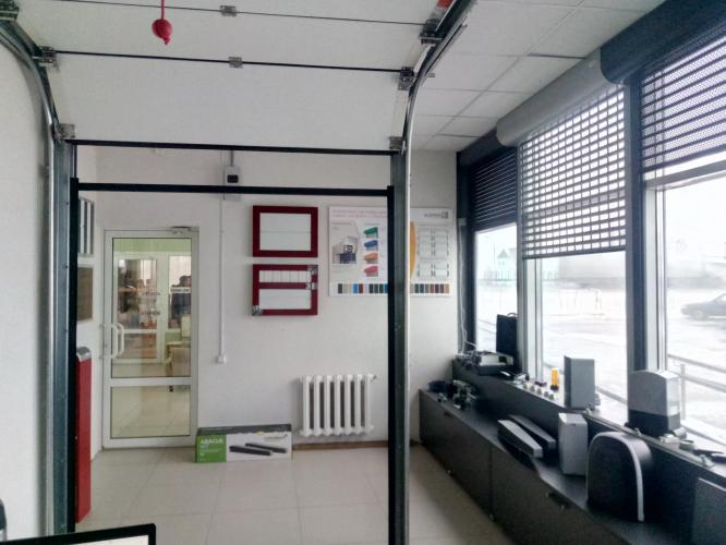 Открылся выставочный зал (шоу-рум) с образцами продукции АЛЮТЕХ